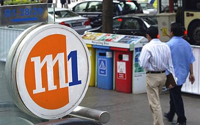 M1 Employee stole thousands of handphones